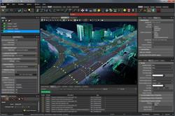 3D Map Editor UI