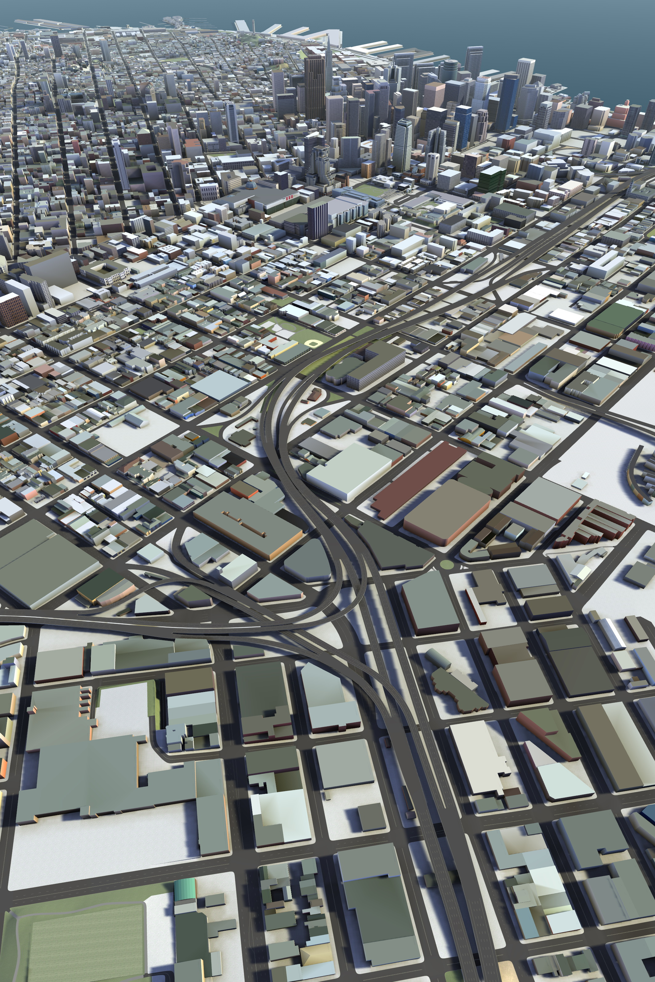 HERE 3D Map sample