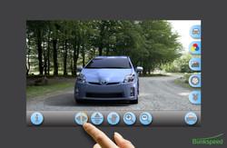 Toyota Configurator UI