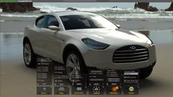 Hypershot UI concept