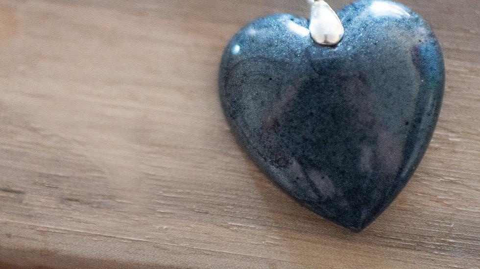 Heartfelt pendant