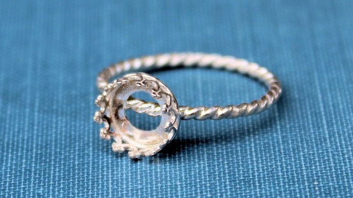 Gifted Focus Tiara Ring