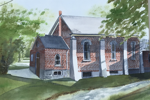 L'église de Meadowvale