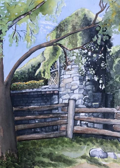 Le vieux moulin- Ferme de Riverdale- Toronto