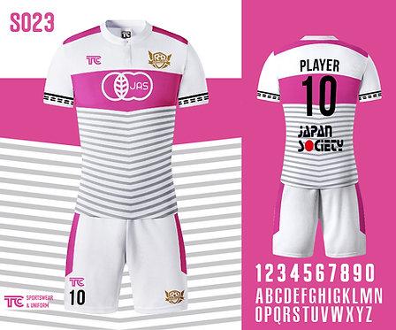 Football / Soccer Jersey 足球衫 (Design Template 參考設計 S023)