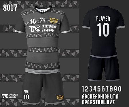 Football / Soccer Jersey 足球衫 (Design Template 參考設計 S017)