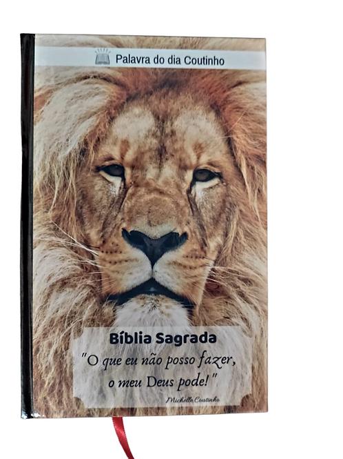 Bíblia Palavra do dia (Leão) NTLH