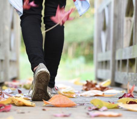 """October is Now """"Walktober!"""""""