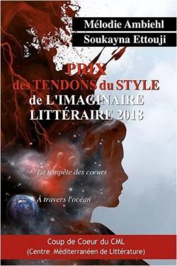 Prix des Tendons du Style de l'Imaginaire Littéraire 2018.