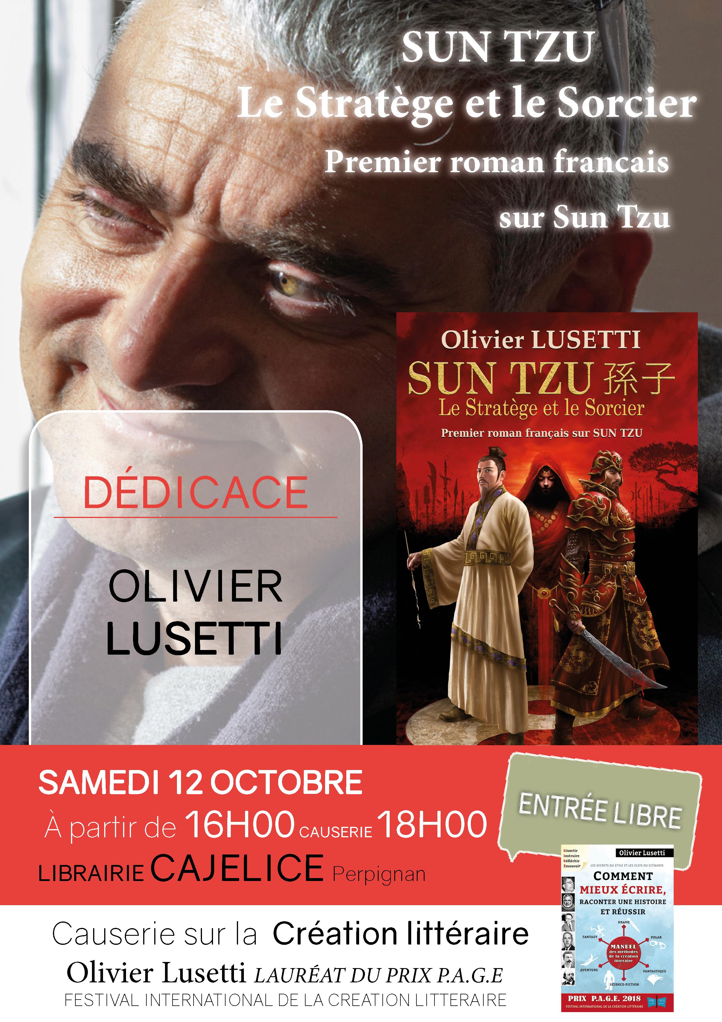 Sun Tzu le stratège et le sorcier
