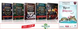 Guides d'écriture Fantasy-editions