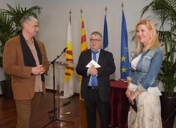 Prise de parole au Prix méditerranée