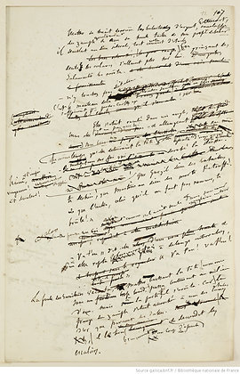 Analyse de Manuscrit