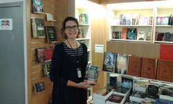 Aurélie Hamel librairie Cajelice.