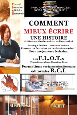 F.L.O.T Formation en Ligne Ouverte à Tous sur la céation littéraire