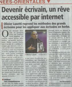 L'Indépendant du 27/12/2015