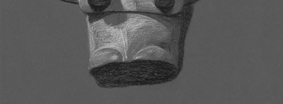 Büffelmaske