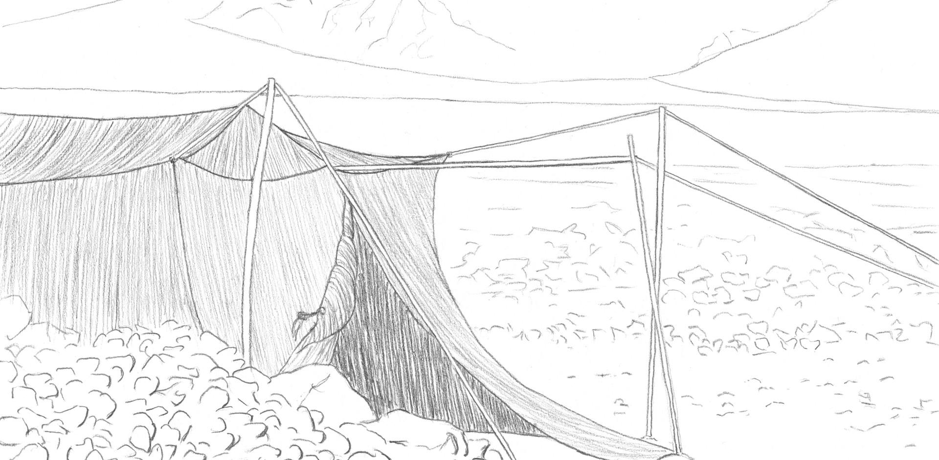 Yak-Produkt - Zelt