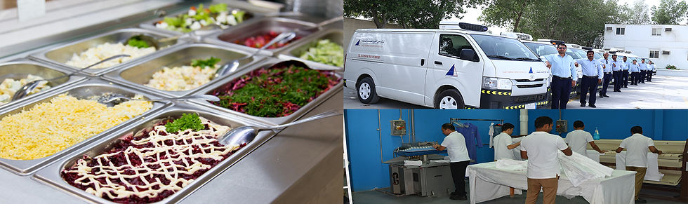 Catering and Services