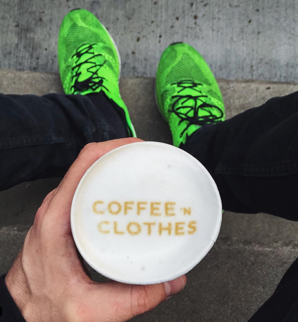 Coffee 'n Clothes