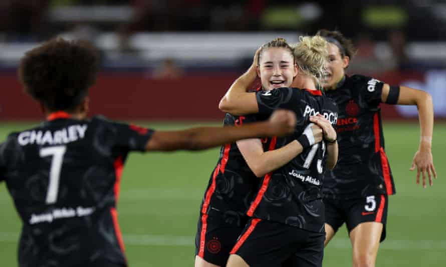 Olivi Moultrie - Portland Thorns - WICC