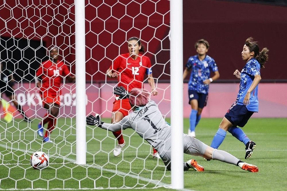 Canada vs Japan