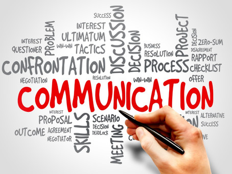 Communication skills are lifestyle