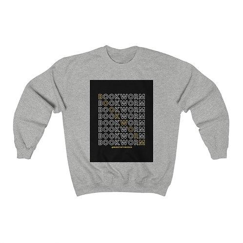 """Bookworm"" Unisex Heavy Blend™ Crewneck Sweatshirt"