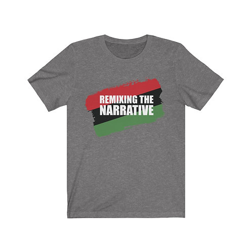 Remixing the Narrative Heritage Tee