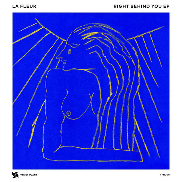 PPR008 Right Behind You EP