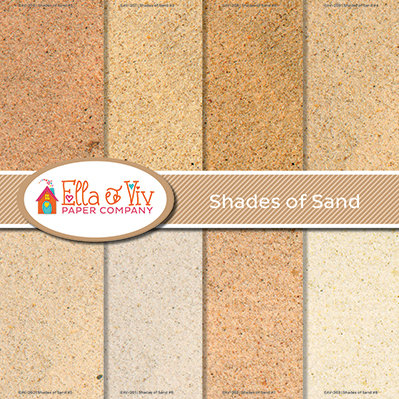 Shades of Sand Collection