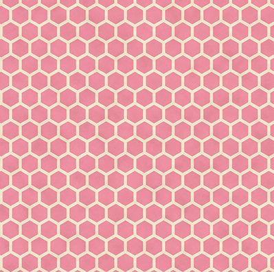 Pink Blush Patterns #9