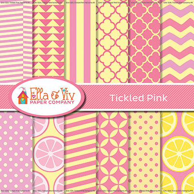 Tickled Pink Collection