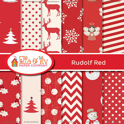 Rudolf Red Collection