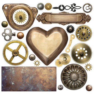 Steampunk Elements