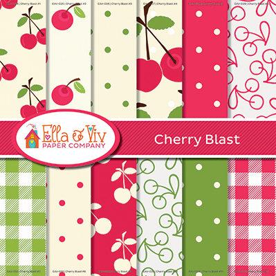 Cherry Blast Collection