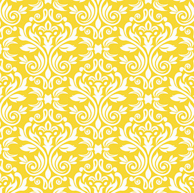 Sunshine Damask #4