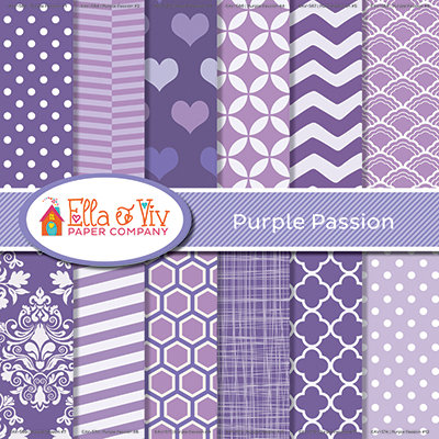 Purple Passion Collection