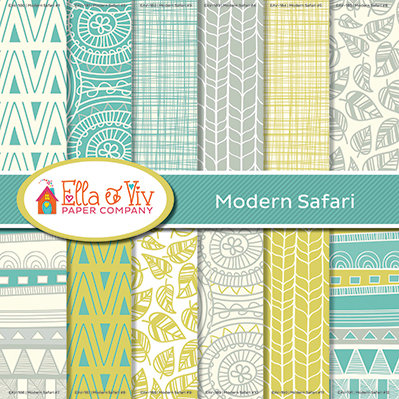Modern Safari Collection
