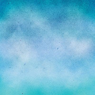 Ocean Blue Watercolor