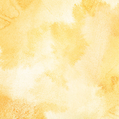 Golden Sun Watercolor