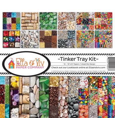 Tinker Tray Kit