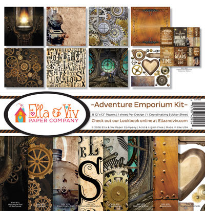 Adventure Emporium Kit