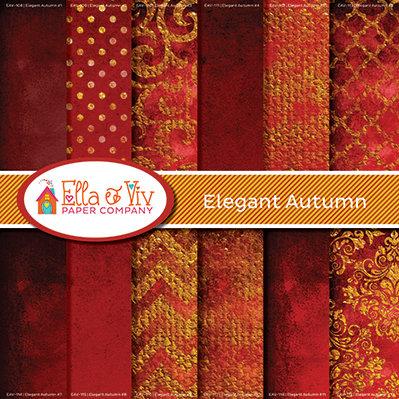 Elegant Autumn Collection