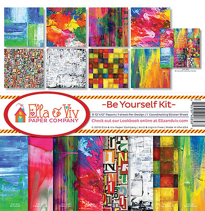 Be Yourself Collection Kit