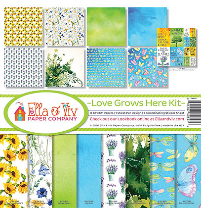 Love Grows Here Kit