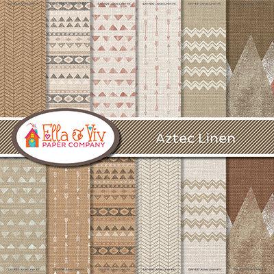 Aztec Linen Collection
