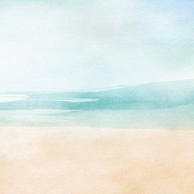 Watercolor Coast