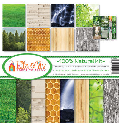 100% Natural Kit