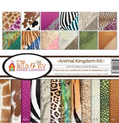 Animal Kingdom Collection Kit EAV-1128